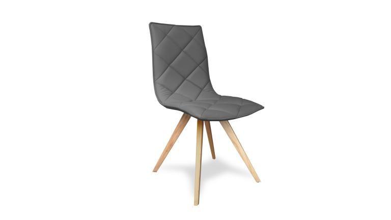 chaise blanc gris taupe solvig mobiliermoss tabouret bar pinterest d co int rieure. Black Bedroom Furniture Sets. Home Design Ideas