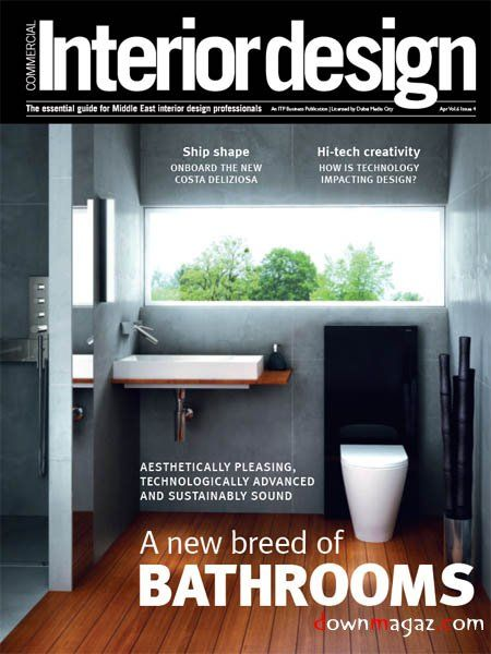Incroyable Commercial Interior Design   April 2010 » Download Magazines Free