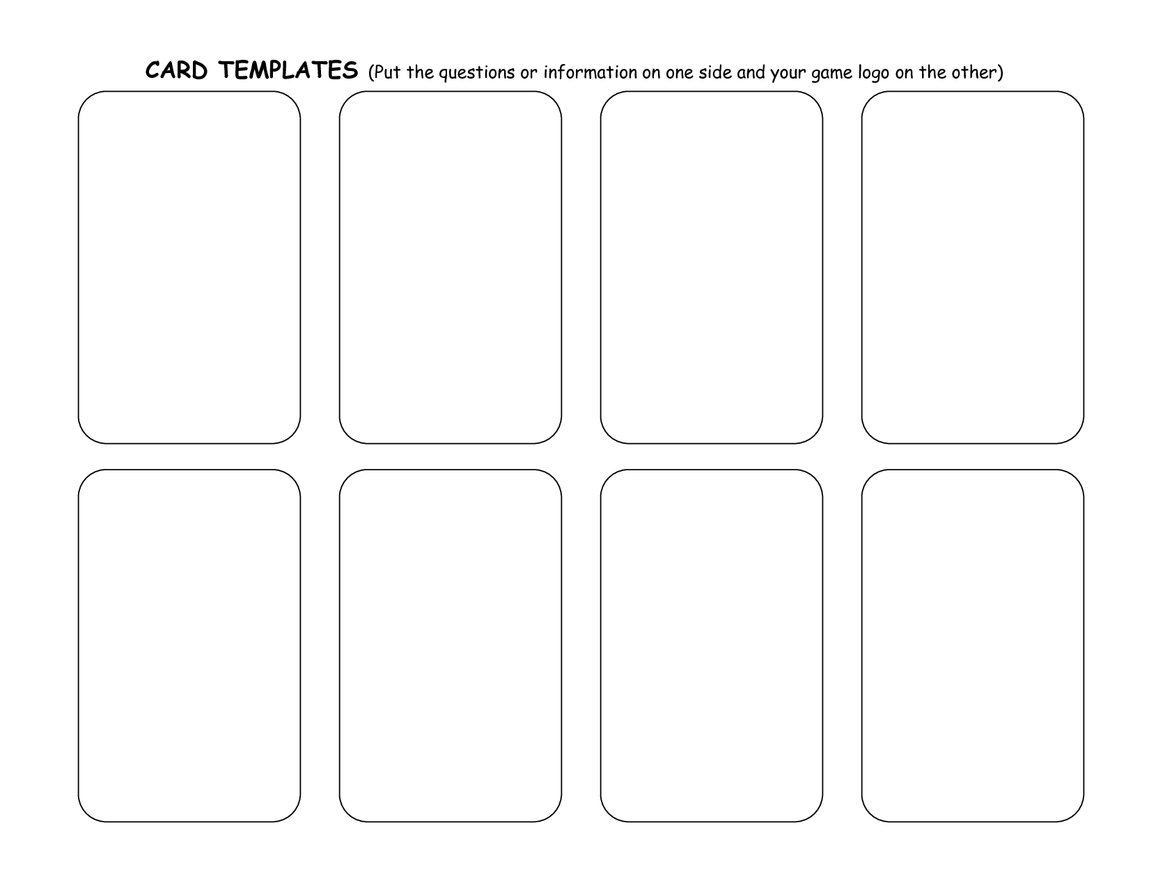 Free Punch Card Templates | daily five | Pinterest | Template ...