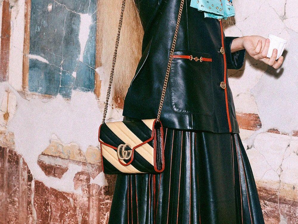6ef3ba4b7bb6 Your First Look at Gucci's Pre-Fall 2019 Bags - PurseBlog   Handbags ...