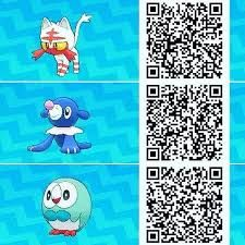 Rayquaza Special Qr Codes For Pokemon Ultra Sun Risultati Immagini Per Pokemon Sun And Moon Qr Codes Pokemon