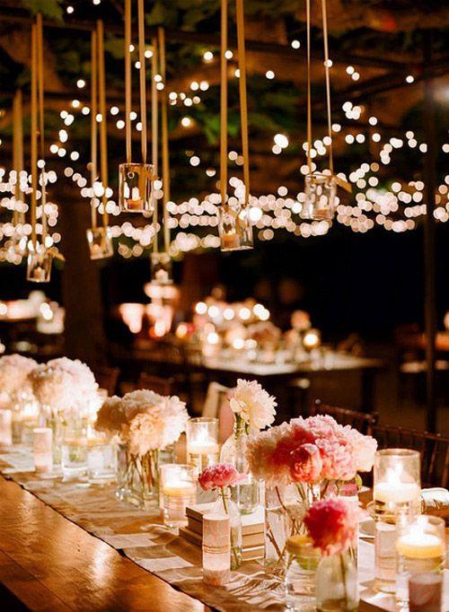 15 Reception Lighting Ideas   Weddings Illustrated