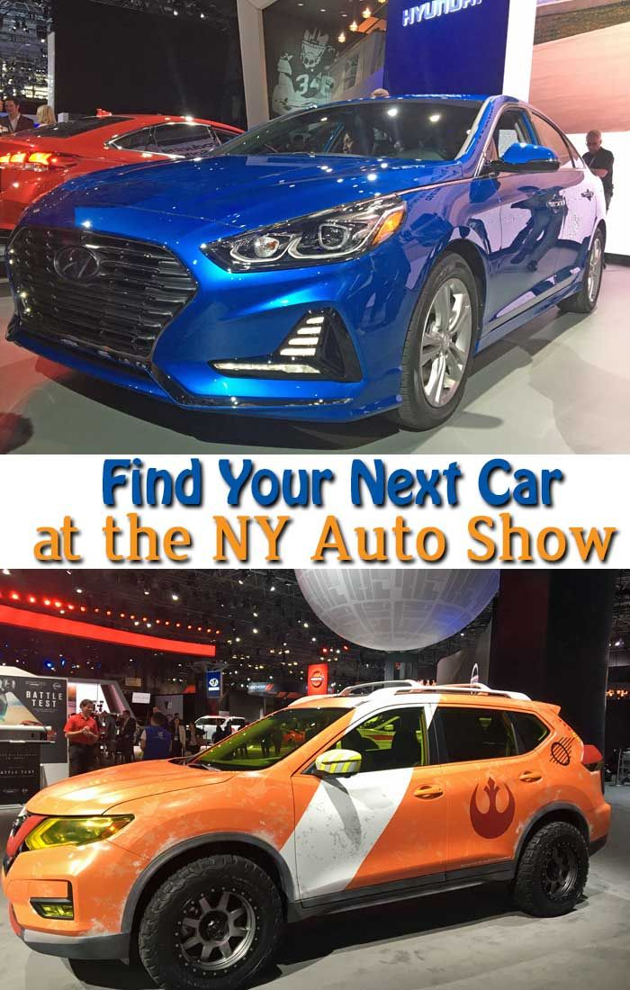 New York International Auto Show - Fun car show ideas