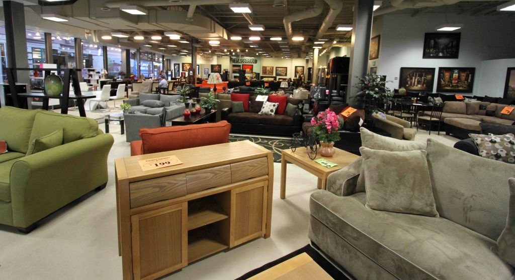 There Are A Few Money Saving Ideas For Furniture Shopping That Can