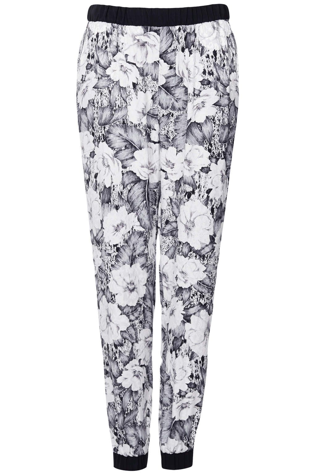 Aloha Monochrome Joggers - Make It In Monochrome - New In - Topshop