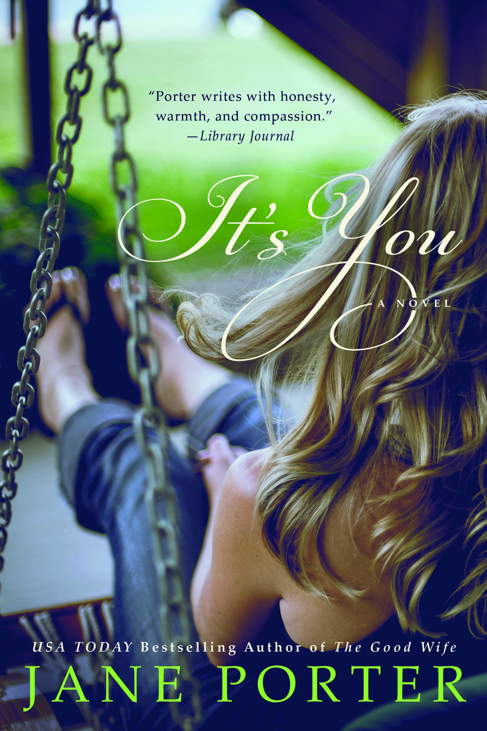 Novelas 2015 Libros Cover For The June 2015 Release It 39s You Berkley Books