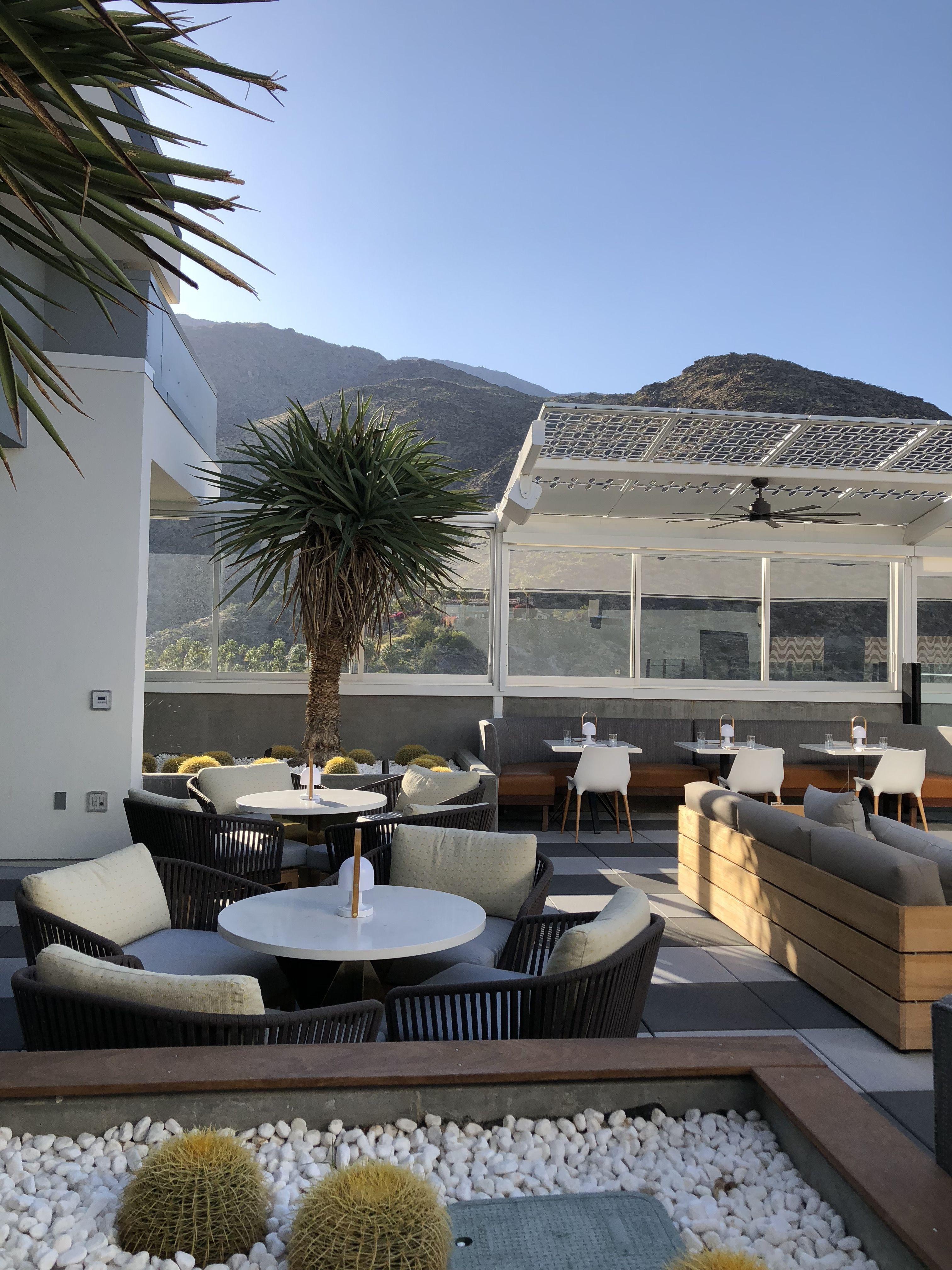 Hotels In Palm Springs >> Kimpton Rowan Hotel Palm Springs Palm Springs Best