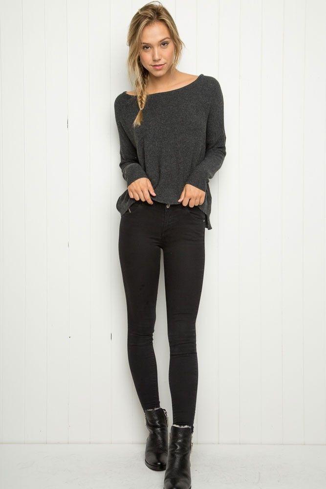 Pacsun Clothing Winter AbbyBartel01 Brandy �...