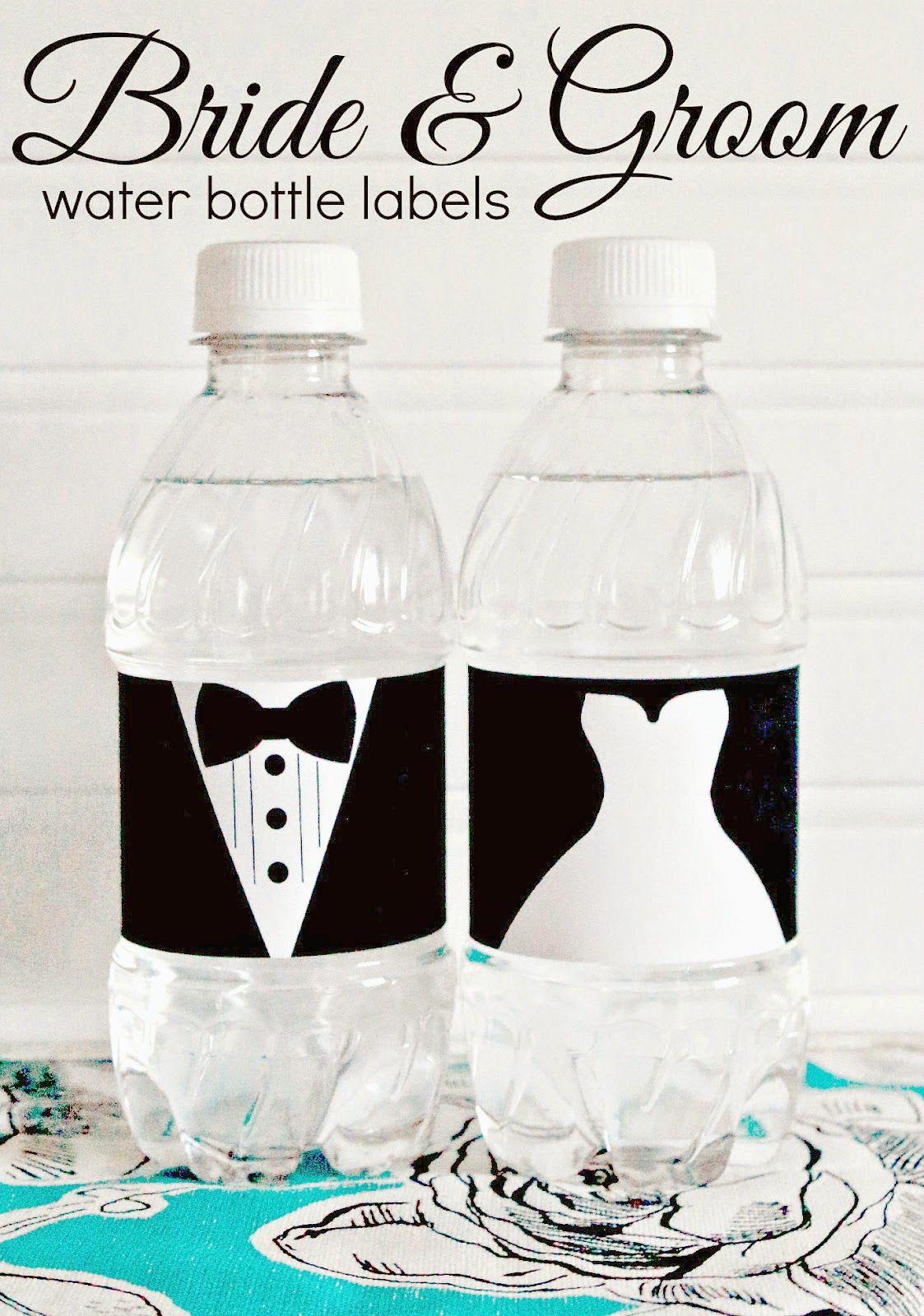 BRIDE [WATER BOTTLE]