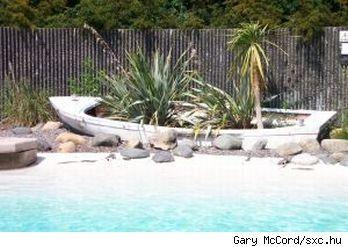 Diy Backyard Landscaping Pool Side Landscape Incorporating An