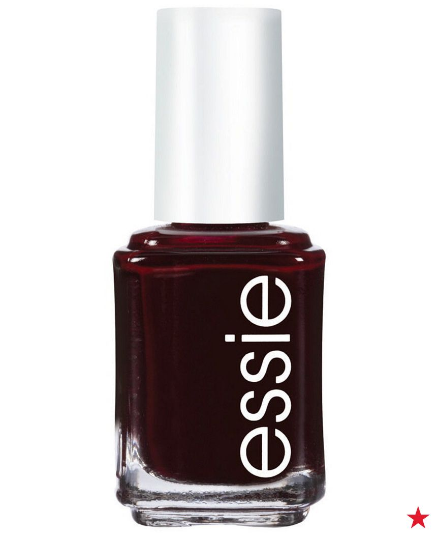 Essie nail color, wicked | Essie nail colors, Red nail polish and ...