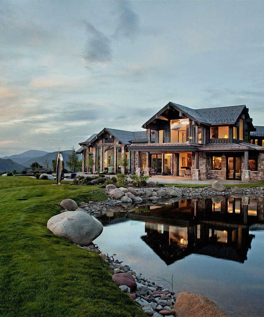 Tour An Aspen Home With Beautiful Views