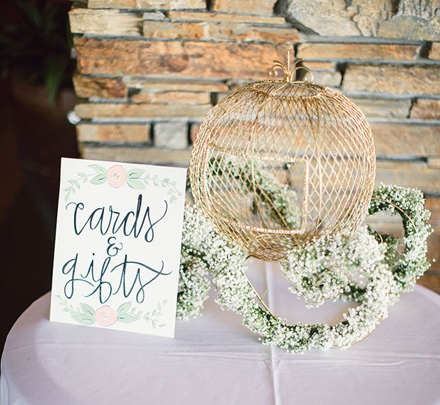 6 Clever Ideas for Your Wedding Gift Table | Wedding gift tables ...