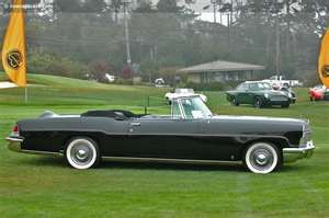 1957 Lincoln Continental Markii My Dream Car In Champagne Color