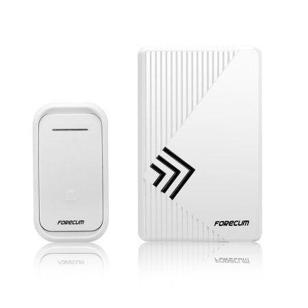 36 Tune Chimes Songs Wireless Doorbell Newest Waterproof Led Digital Remote Control Door Bell Smart Door Bells With Batteries Door Intercom