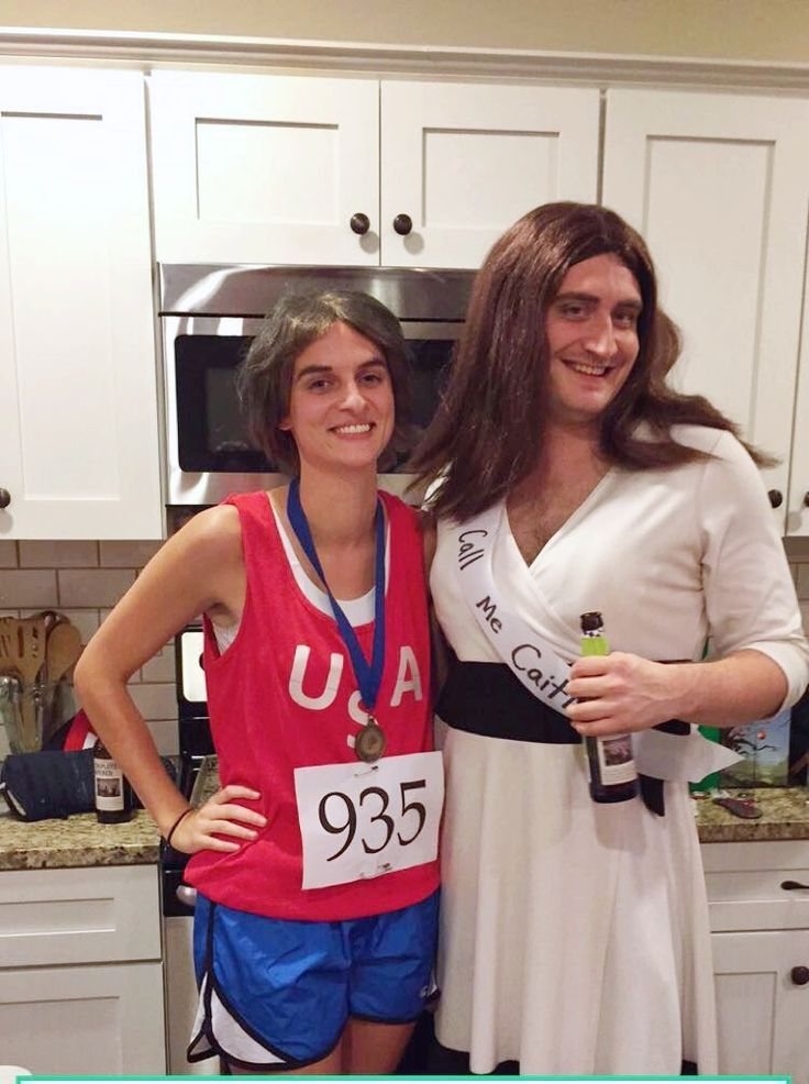 Bruce and Caitlyn Halloween 2015!, couples costume, couples ...