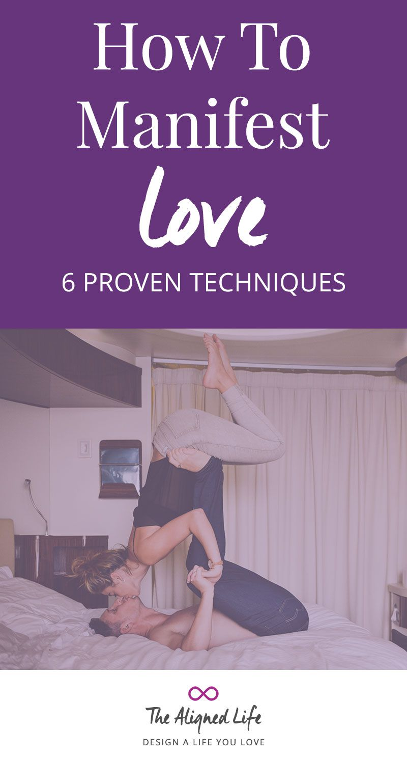 How to manifest love 6 proven tricks positivity