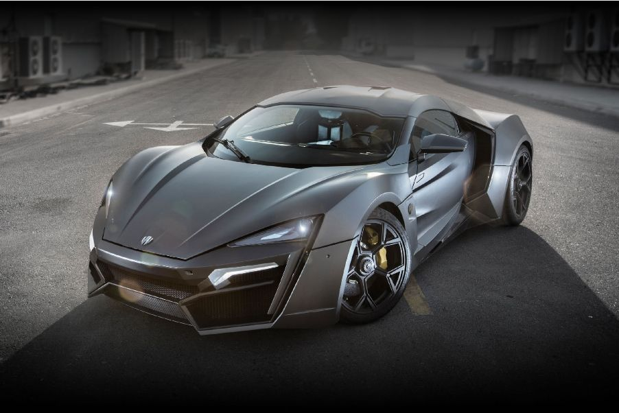 W Motors Lykan Hypersport Top 5 Most Expensive Car Brands In The World