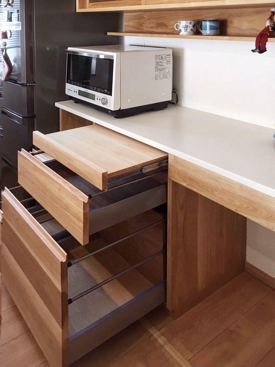 オーダー家具 カップボード食器棚 関東 神奈川 横浜 食器棚 Diy