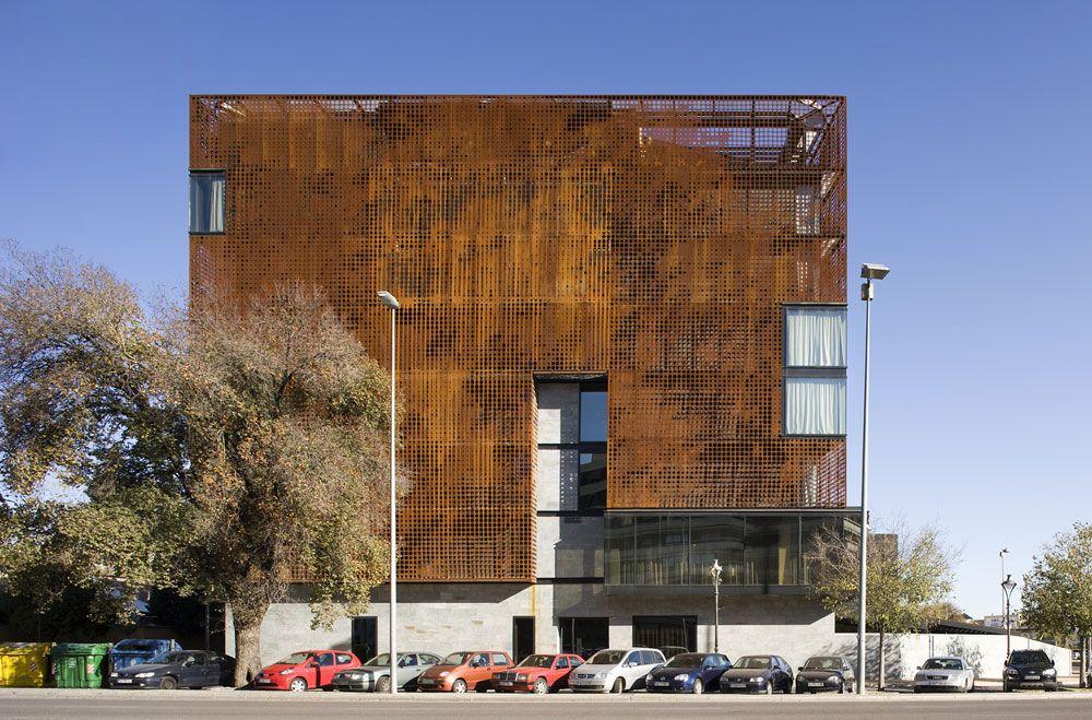 On Diseño - Proyectos: El Hotel AC Córdoba Palacio