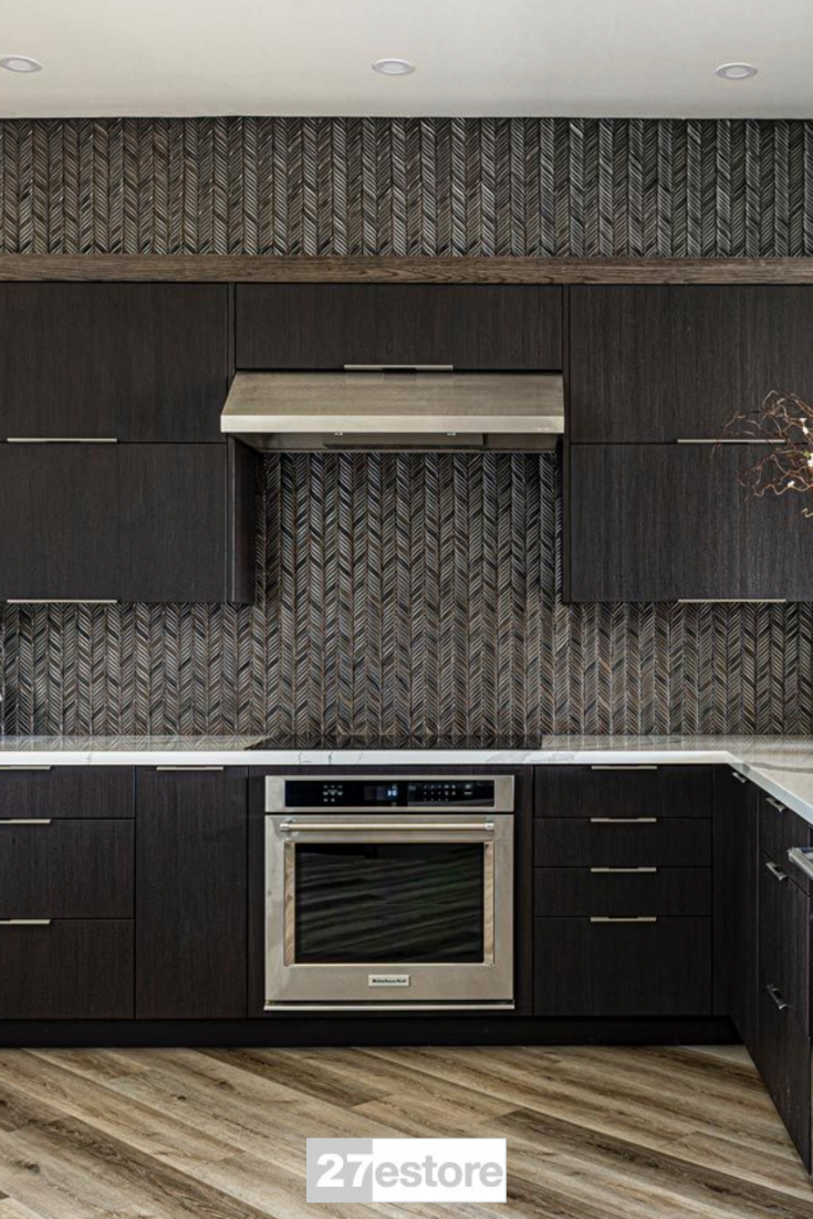 Rift Dark Oak Textured In 2020 Top Kitchen Cabinets Kitchen Cabinets Kitchen Cabinet Trends