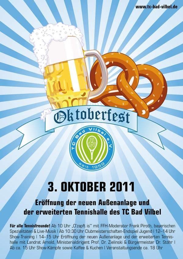 inspiration pour une invitation à une oktoberfest, sachant qu, Einladung