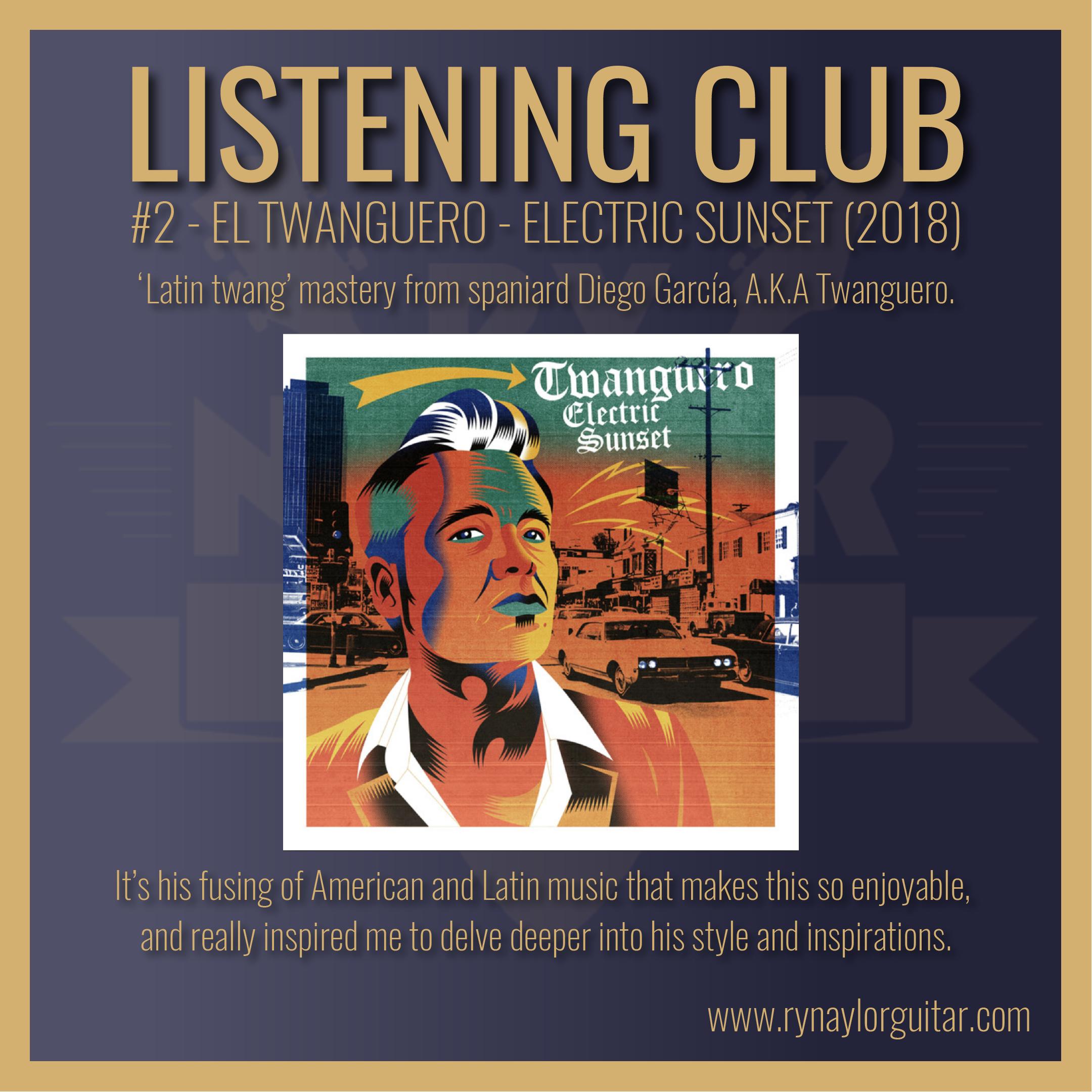 Listening Club 2