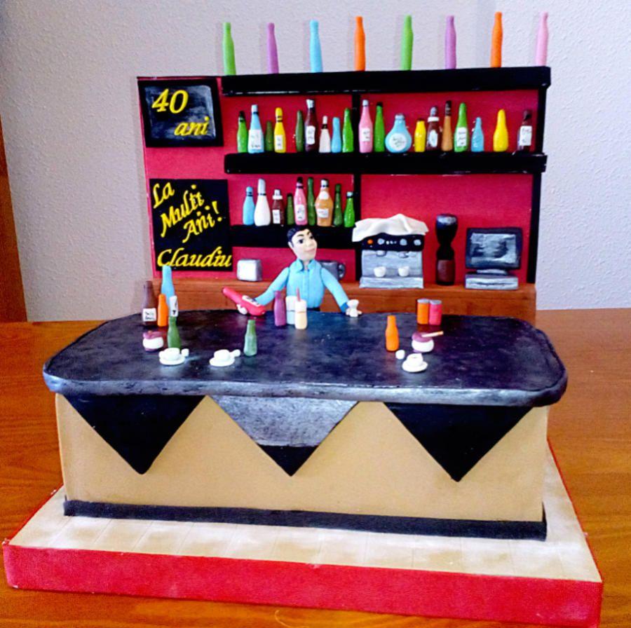 Bartender Cake Topsimages