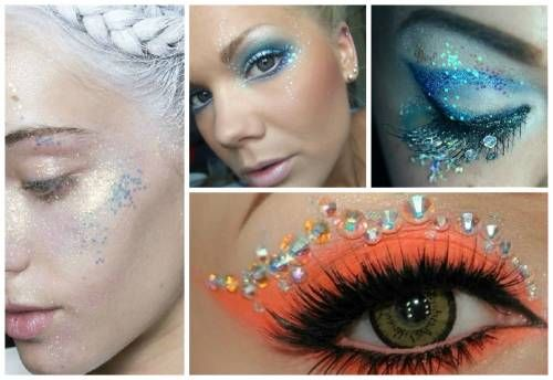 ideias de maquiagem para fantasias