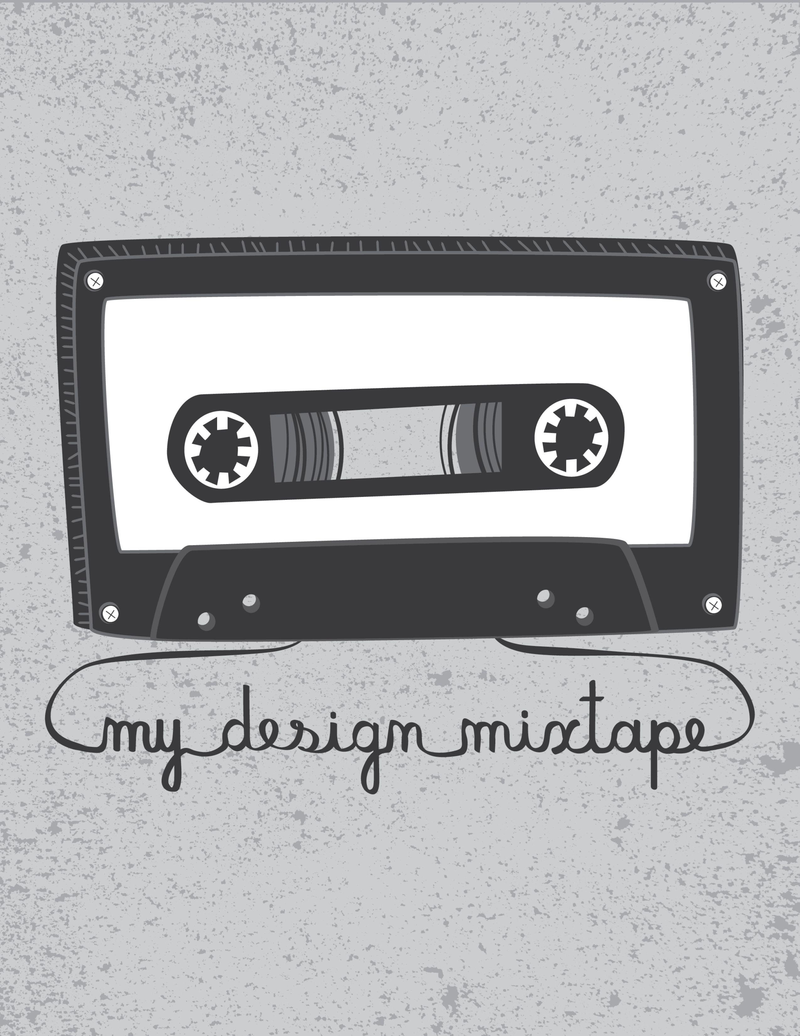my design mixtape: hand lettering art direction | My