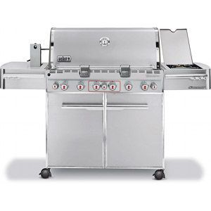 Yea I Would Be Wife Of The Year Lol Weber Summit S 670 Gas Grill 3 Ours Doesn T Get Much Better Than This Propane Gas Grill Gas Grill