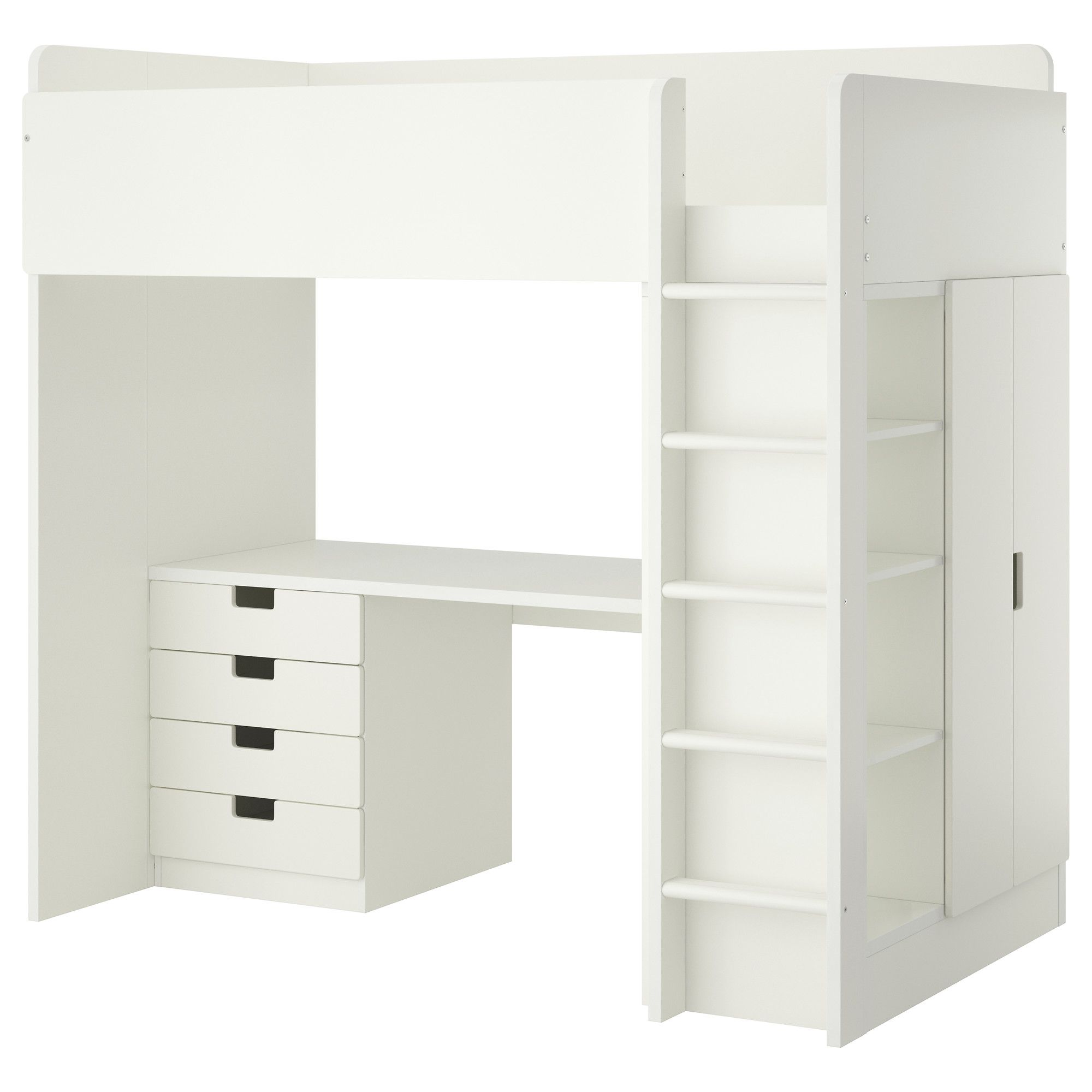 Letto A Castello Ikea Bianco.Mobili E Accessori Per L Arredamento Della Casa Letto Ikea