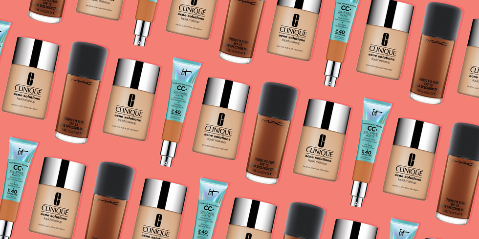 The Best Foundations to Actually Conceal Acne Breakouts