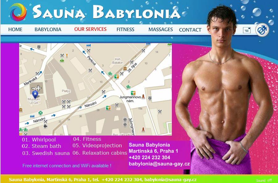 Most Popular Gay Saunas In Prague