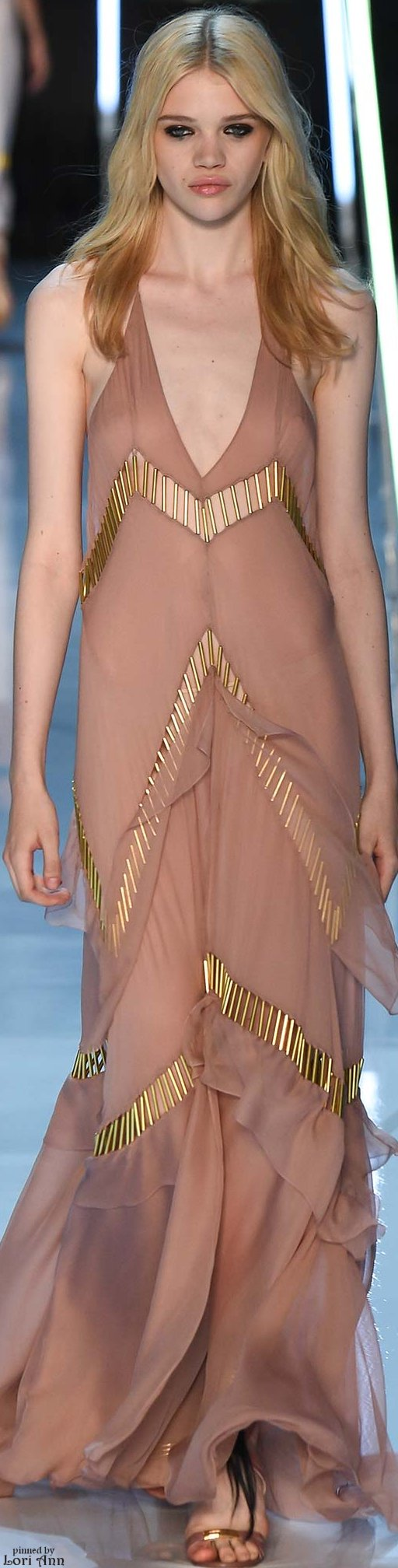 Alexandre Vauthier Fall 2015 | House of Beccaria~