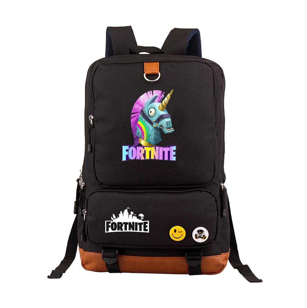582335910cc5 Fortnite Battle Royale School bags Game Backpack Student School bag  Notebook Backpacks Daily backpack