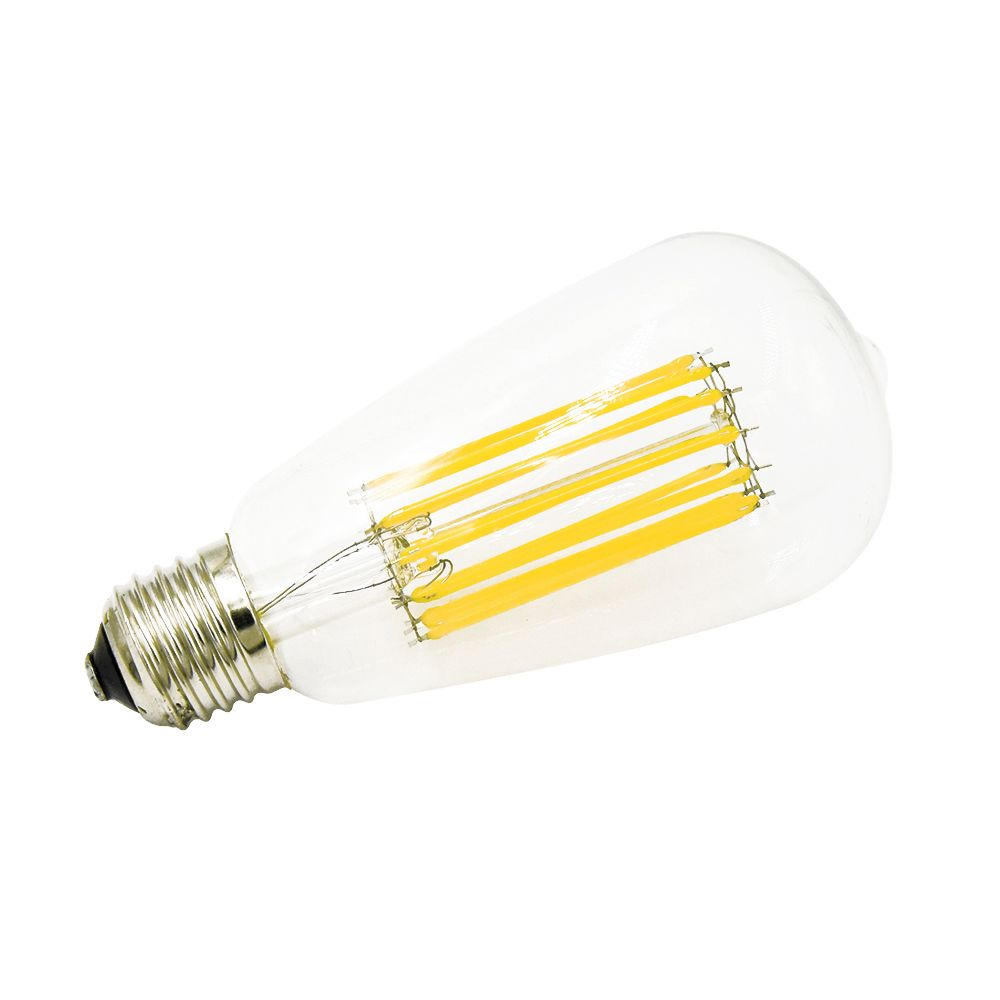 Stariver St64 St21 Led Filament Light Edison Bulb 12w Natural White 4000k E26 Medium Base Incandescent Lamp 120w Led Light Bulb Incandescent Lamp Light Bulb