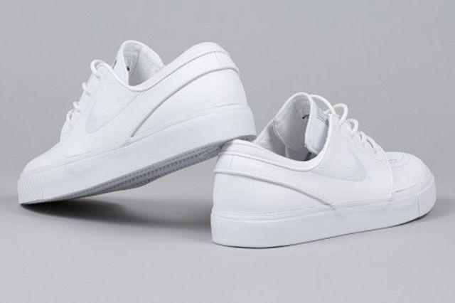 NIKE SB STEFAN JANOSKI (WHITE OUT) | Sneaker Freaker