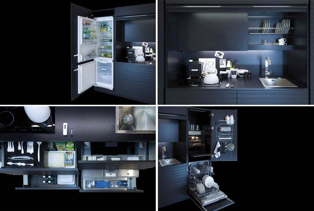 ecocompatta veneta cucine attrezzatura | Kitchen | Pinterest ...