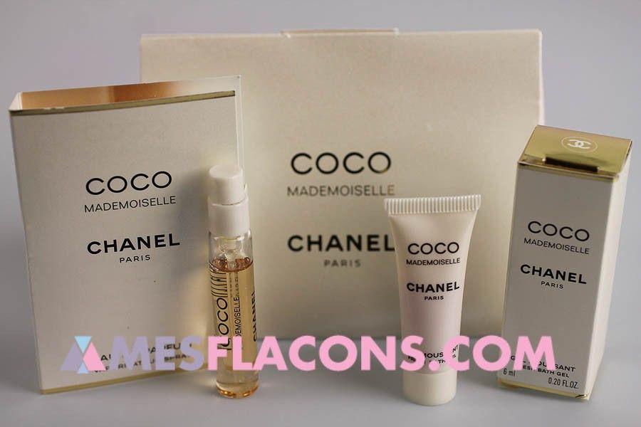 Assez Coffret - Coco Mademoiselle - CHANEL (Gabrielle BONHEUR  FP31