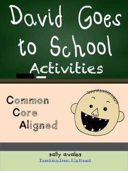 david goes to school pdf