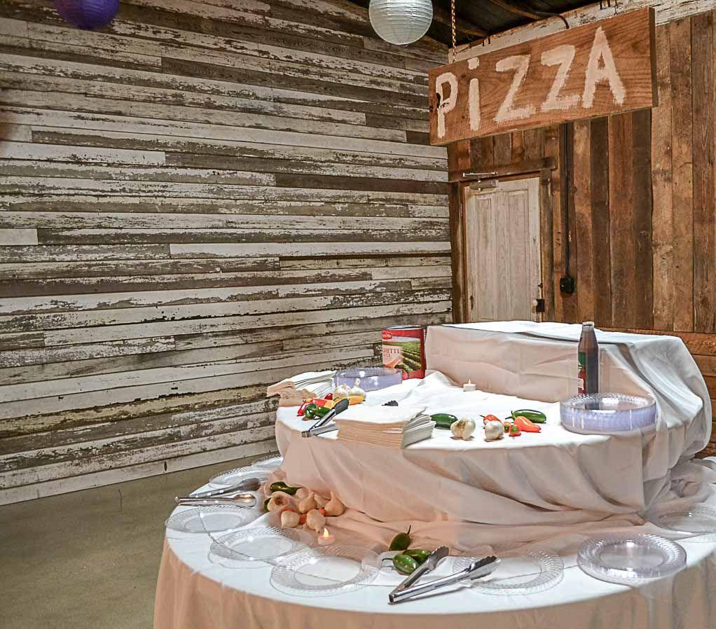 Pizza Wedding Reception Ideas: Wedding Reception Barn, Wedding Décor, Winter Wedding