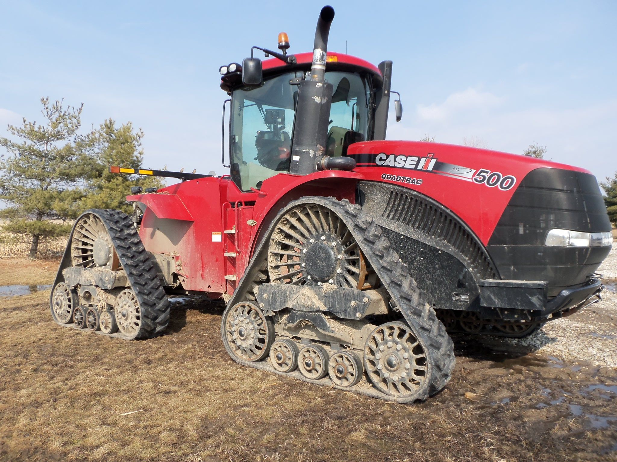 500hp caseih 500 rowtrac international harvester