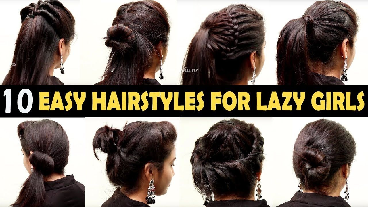 10 Easy Hairstyles For A Special Occasion Hairstyle Tutorials 2017