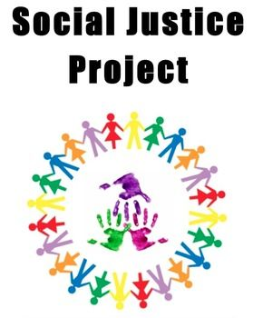 Social Justice Project Student Led Packet Social Justice Student Led Literacy Activities