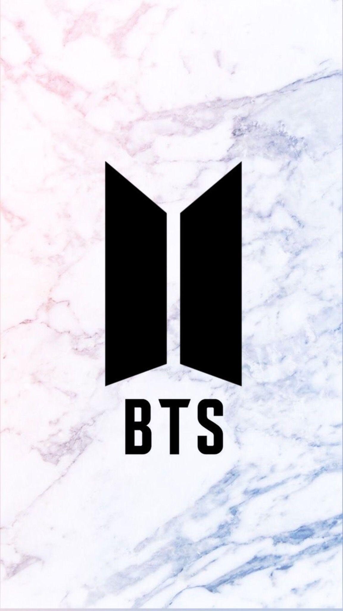 Bts Logo Wallpapers Top Free Bts Logo Backgrounds Wallpaperaccess Bts Wallpaper Bts Bts Army Logo