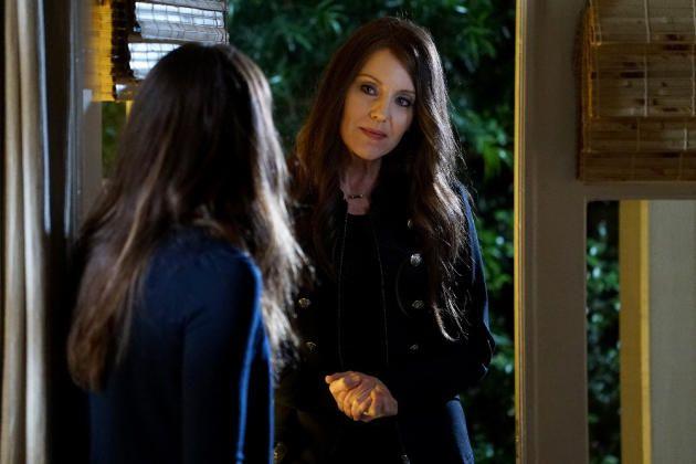 Pretty Little Liars Season 7 Pictures: Will Hanna Survive?!?