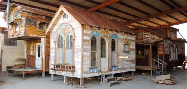 Modren Tiny Houses In Texas Design Decorating