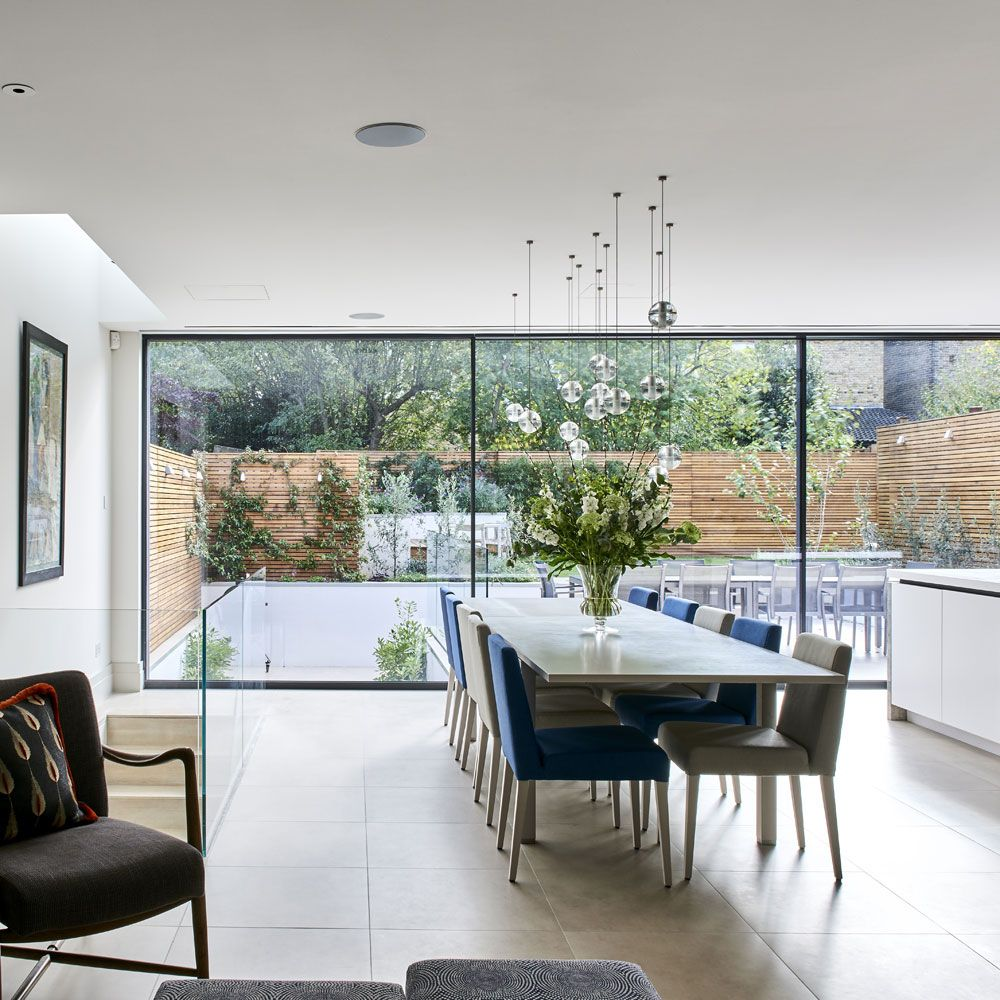 Clever Design Tricks Were Used To Create A Bright, Welcoming Interior, From  The Loft To The Basement, In This Expertly Redesigned Family Property