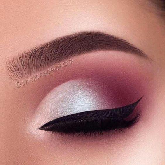 25+ Valentine's Day Makeup Look Ideas - BeautyBrainsBlush